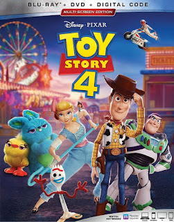 Toy Story 4 [BD25] *Con Audio Latino