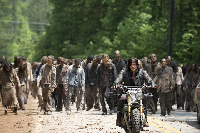 The Walking Dead S06E01: First Time Again (2015)