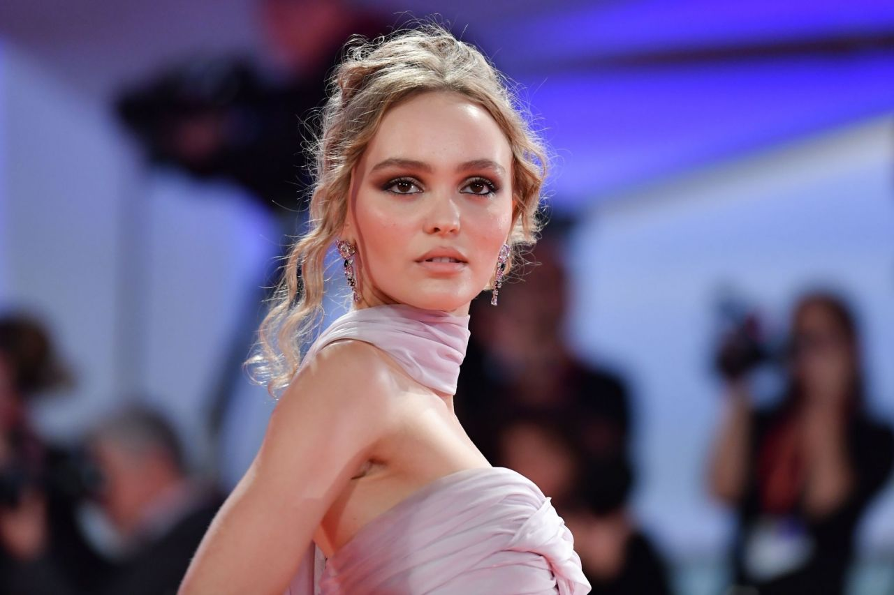 Lily Rose Depp – 'The King' Premiere at the 76th Venice Film Festival