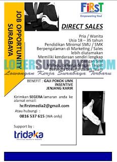 Karir Surabaya Terbaru di Triputra Anargya Dakara (Tridaka) Juni 2019