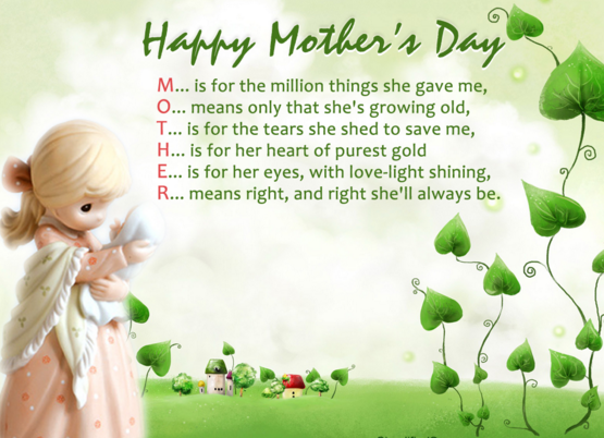Mothers day Pictures sayings download