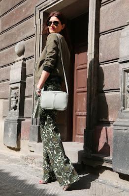 bomber, military, myBag, Novamoda streetstyle, novamoda stylizacje, street style, street style poznań, stylistka poznan, novamoda style, aviators