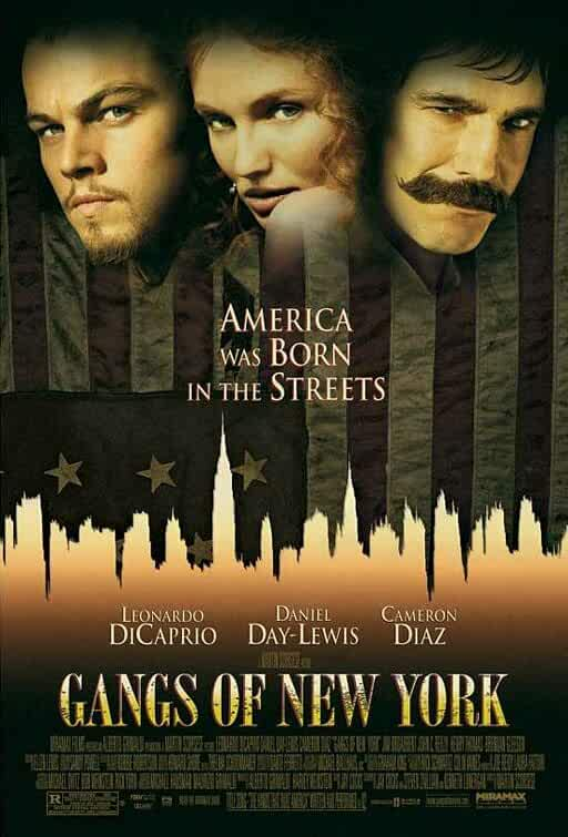 Gangs of New York 2002 x264 720p Esub BluRay Dual Audio English Hindi GOPI SAHI