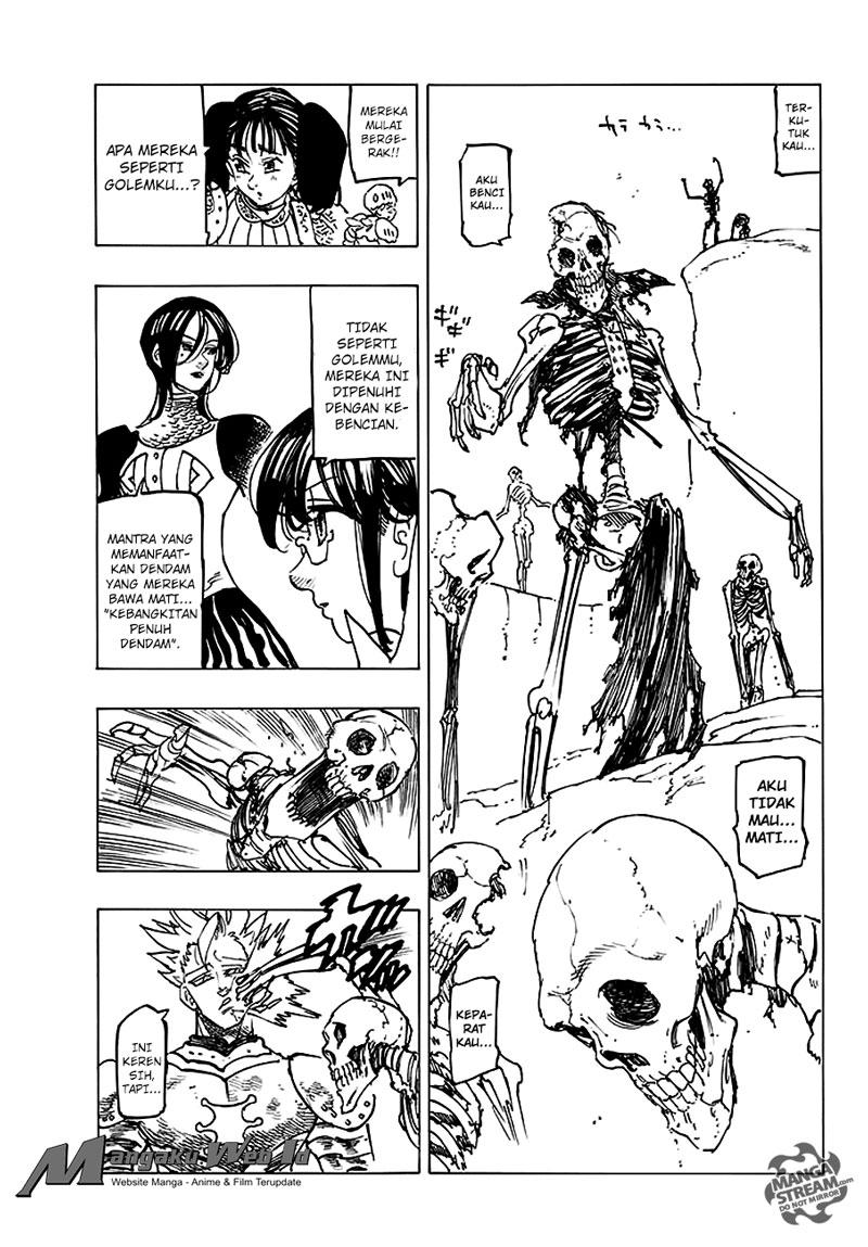 Nanatsu no Taizai – Chapter 226 : Liar