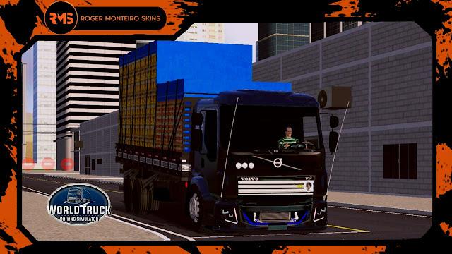 Skins World Truck, Skins Volvo VM, Skins, Wtds, Volvo VM