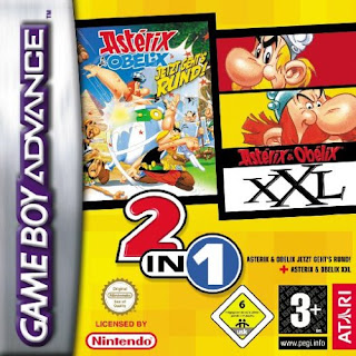 2 in 1 Asterix & Obelix ( BR ) [ GBA ]