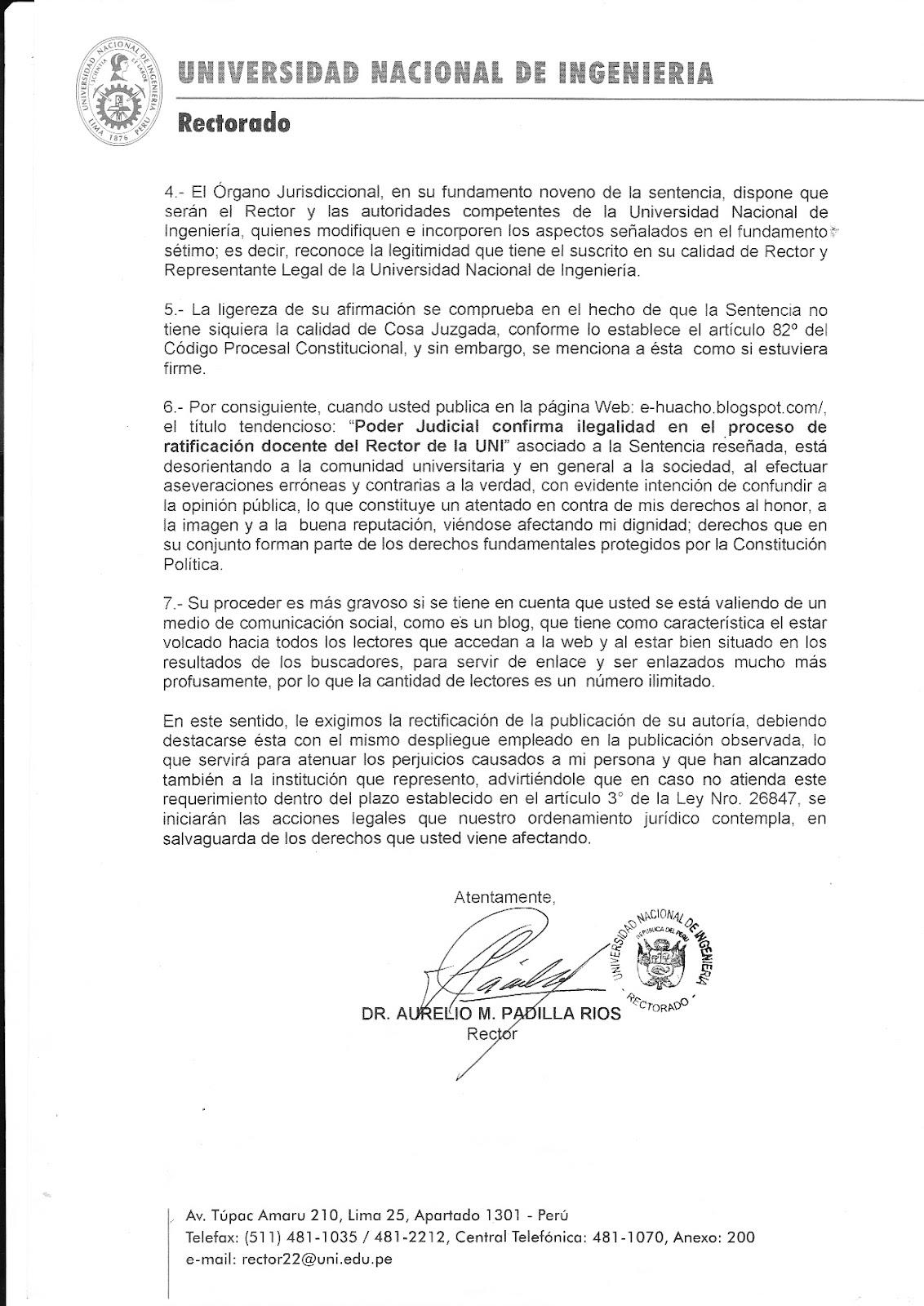 Carta Poder Notarial Peru Modelo Apanageetcom