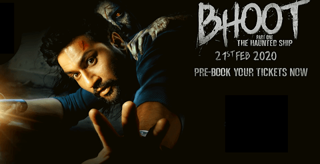 Bhoot The Haunted Ship Full Movie Leaked Online By Tamilrockers