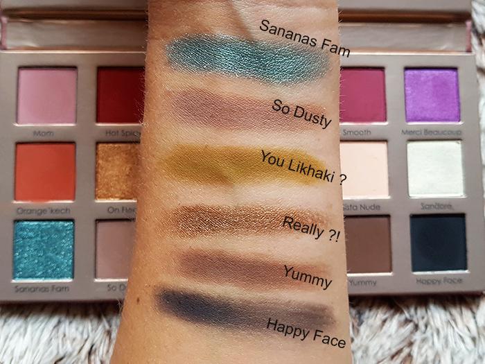 Sananas Sephora Maquillage Blog Nimoise Nimes 7