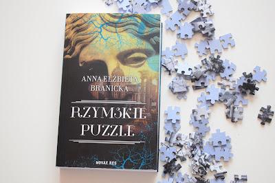 Egzemplarz recenzencki - Rzymskie puzzle