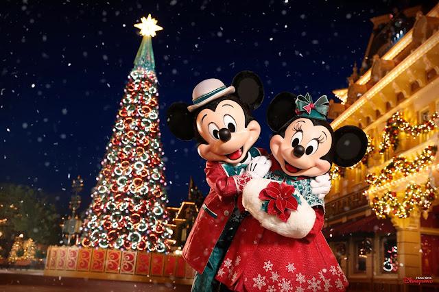 Disney, Disney Parks, A Disney Christmas , A Disney Christmas 2019, HKDL, HK Disneyland, 香港迪士尼樂園, 聖誕節, Frozen 2