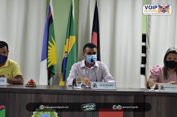 Câmara de Vereadores de Amparo realizou mais uma sessão nesta quinta-feira