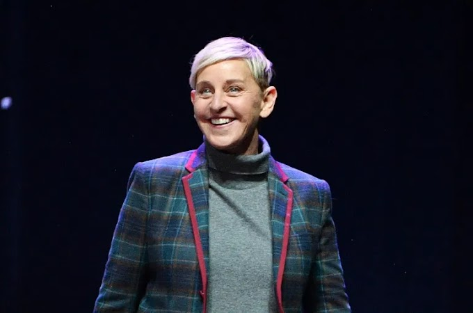 "Ellen DeGeneres Issues Apology To Her Crew Amid Misconduct Investigation; ""I've Not Been Able To Stay On Top Of Everything"""