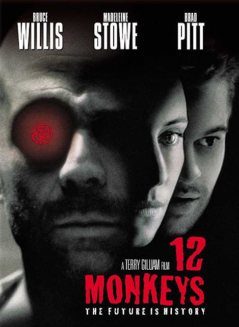 Twelve Monkeys 1995 Dual Audio 480p 400MB [Hindi - English] BRRip