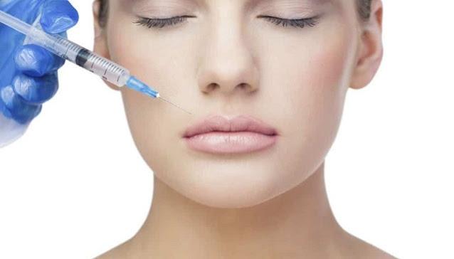 dermal fillers smooth skin facial wrinkle reduction dermatology