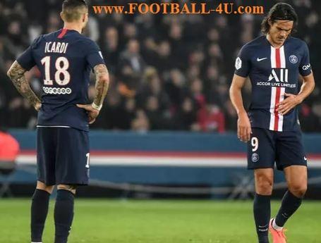 FOOTBALL , PSG , Malaise , Mauro Icardi , Edinson Cavani , Thomas Tuchel , Football-4u