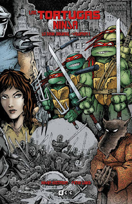 Las Tortugas Ninja: La serie original vol. 1 (de 6)