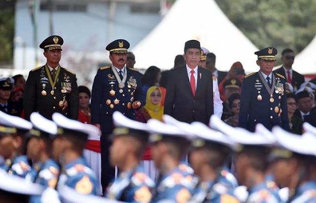 Teken Perpres, Jokowi Hidupkan Lagi Jabatan Wakil Panglima TNI