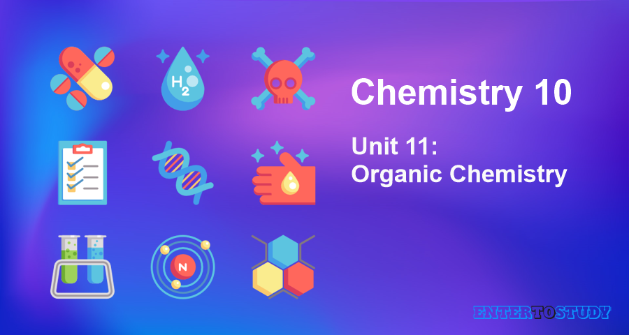 KIPS 10th Class Chemistry Notes Unit 11: Organic Chemistry