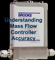 Mass flow controller accuracy