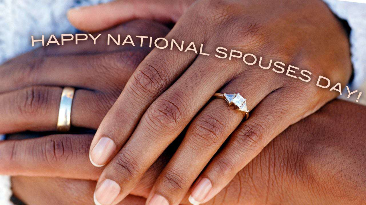 National Spouses Day Wishes for Whatsapp