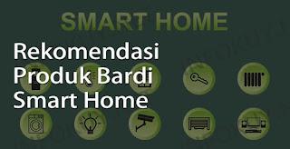 Produk Bardi Smart Home