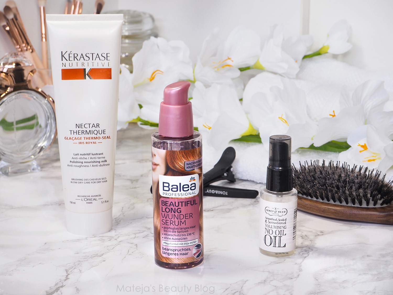 My Tips For Dealing With Dry Hair Mateja S Beauty Blog
