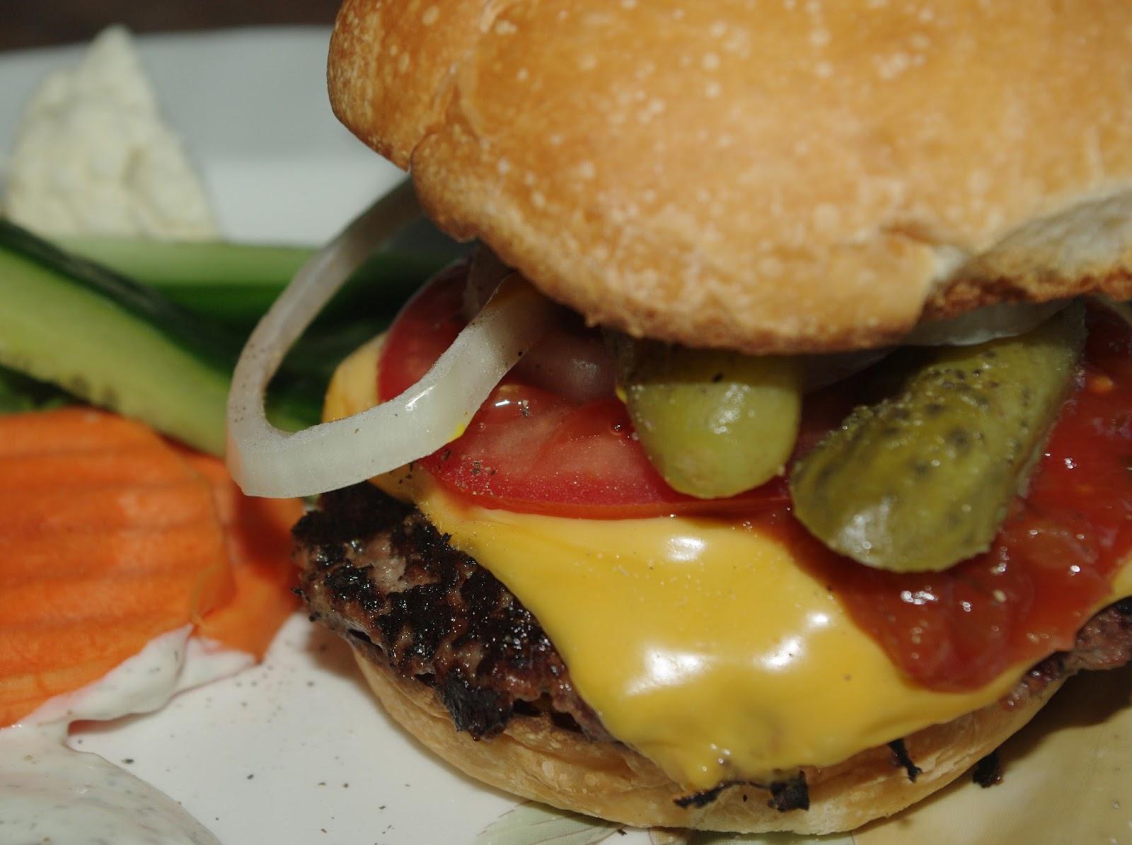 Mennonite Girls Can Cook: Smash Burgers