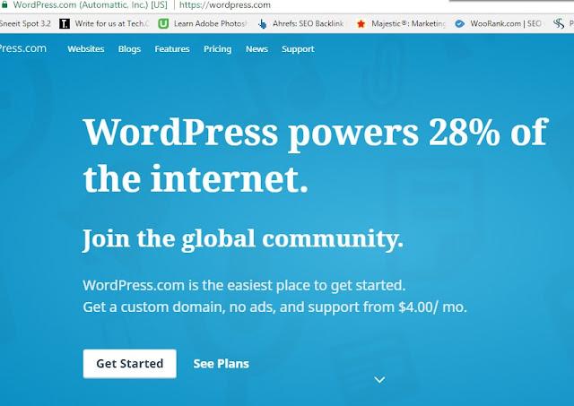 Top 4 Free Blogging Platforms
