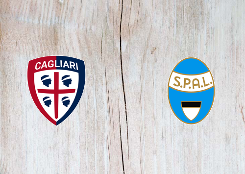 Cagliari vs SPAL -Highlights 20 October 2019