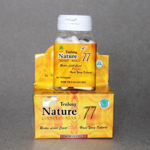Nature 77 gamat emas