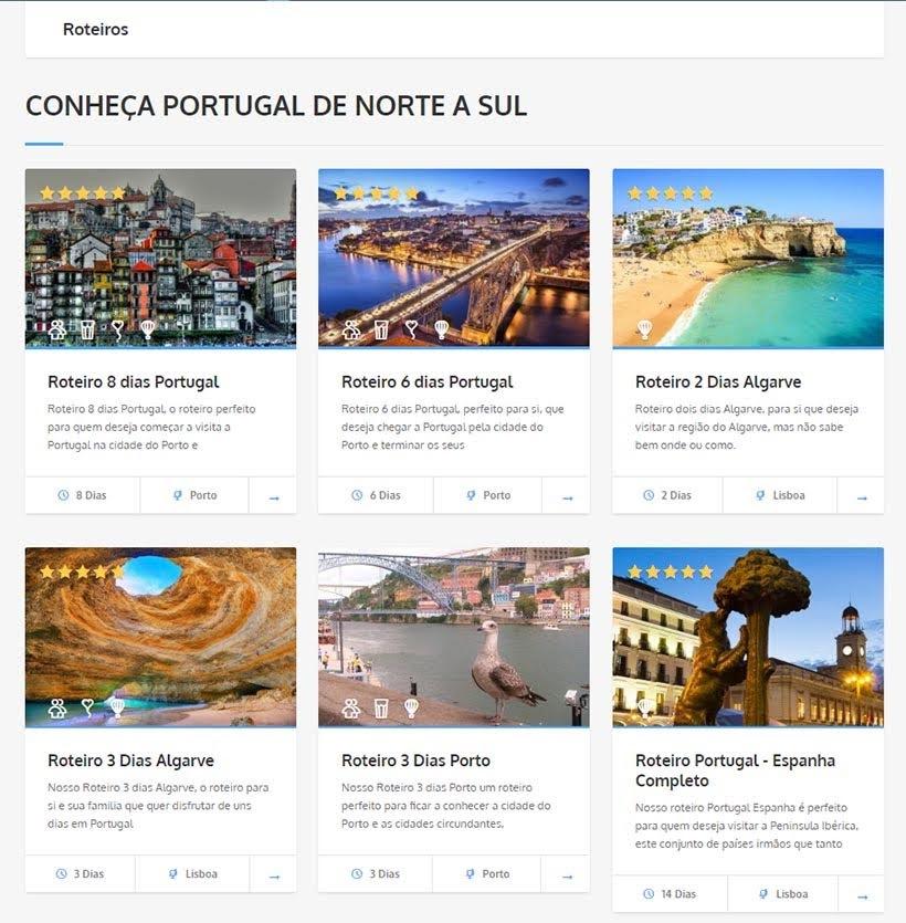 Roteiros da Walkborder: receptivo em Lisboa
