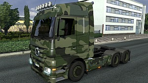 Army Actros