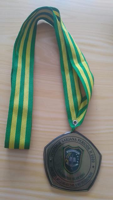 Medali Yudisium