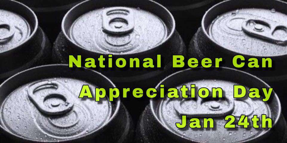 National Beer Can Appreciation Day Wishes Awesome Images, Pictures, Photos, Wallpapers