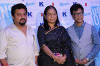 Gracy Singh and Bappi Lahiri   Blue Mountain Music Launch IMG 0613.JPG