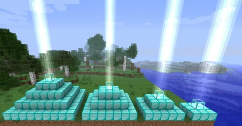 How to make a lighthouse in Minecraft