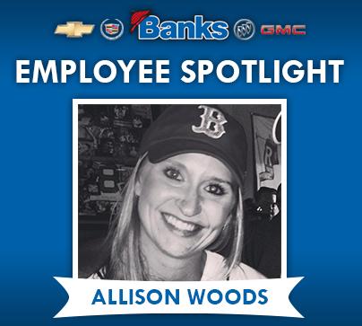Banks Chevrolet Concord Nh >> Banks Cares Employee Spotlight Allison Woods