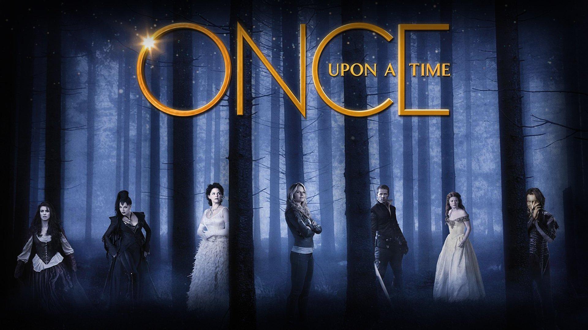 Poster promocional de la segunda temporada de Once Upon a Time