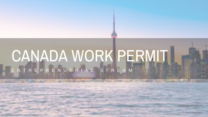 Canada Work Permit Options 2021: Entrepreneurial Stream