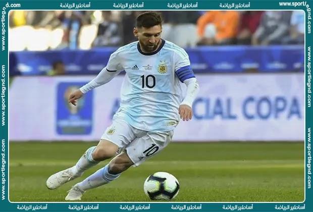 قبل مباراة أوروجواي:  ميسي سنقاتل للفوز في كل المباريات