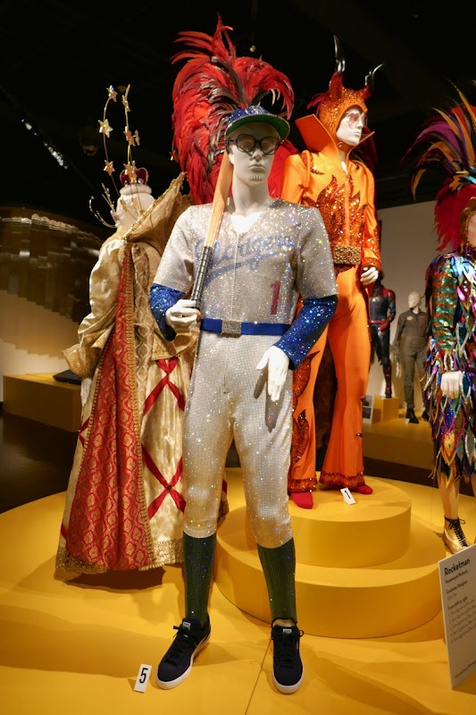 Rocketman film costumes