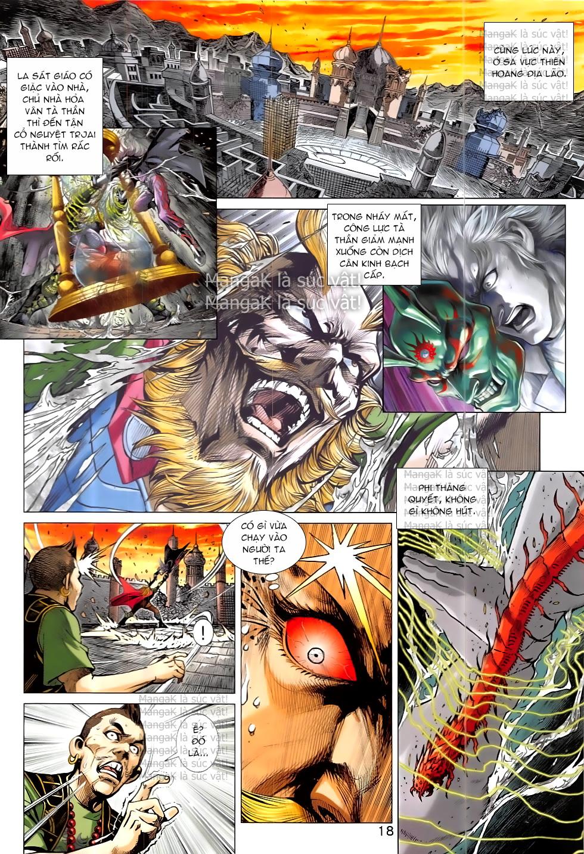Tân Tác Long Hổ Môn Chap 824 page 18 - Truyentranhaz.net