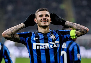 Icardi Snatches Stoppage Time Winner At Milan Derby