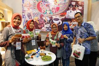 Pemkab Pamerkan 4C dalam APKASI Expo 2019