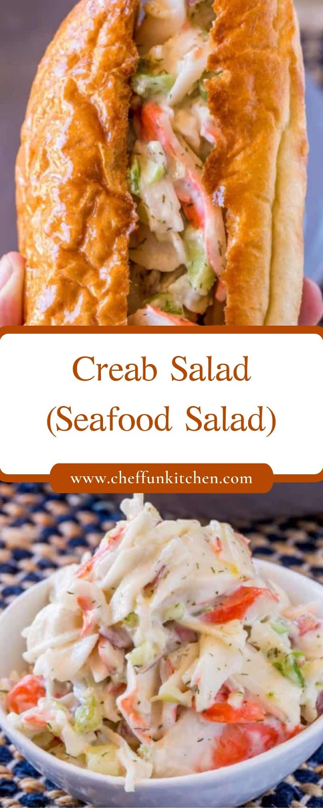 Creab Salad (Seafood Salad)