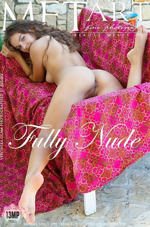 [Met-Art] Veronika Glam - Fully Nude