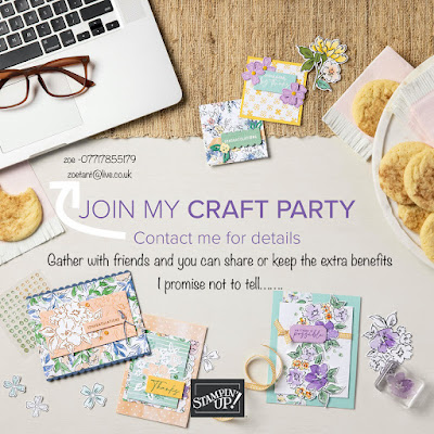 earn free stampin up product with orders