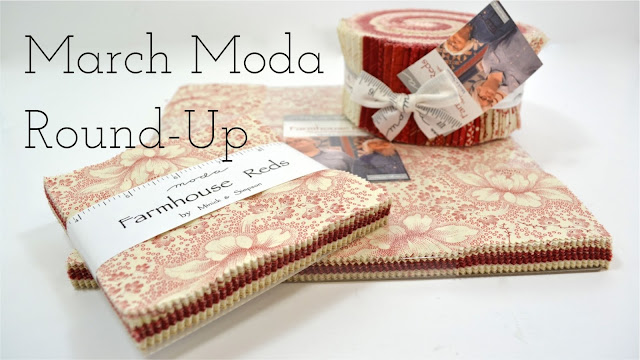 Charm Pack Layer Cake Jelly Roll Moda