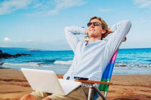 Apa Saja Yang Sering Dilakukan Orang Sukses Saat Liburan ?